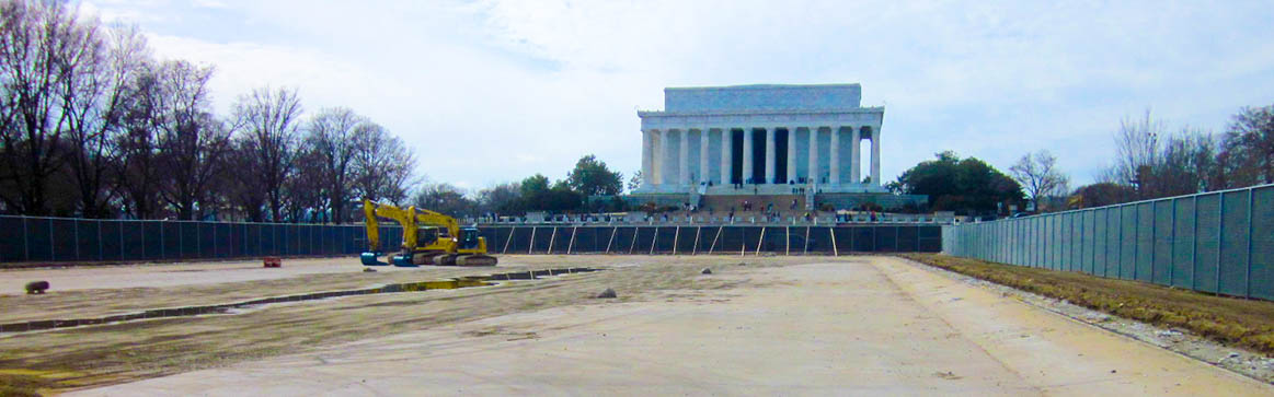 Reflecting Pool Waterproofing : Projects public and commercial schools universities